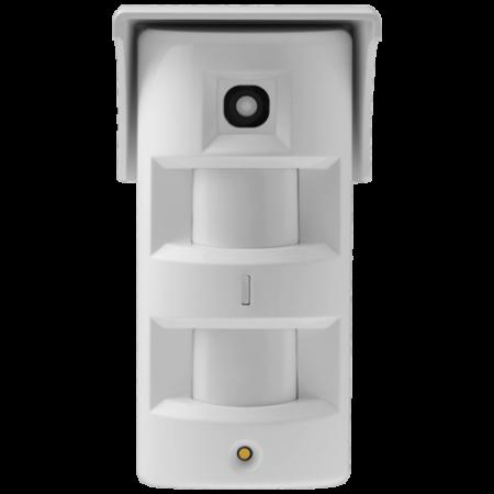 PIR fotosensor udendørs med blitz-0