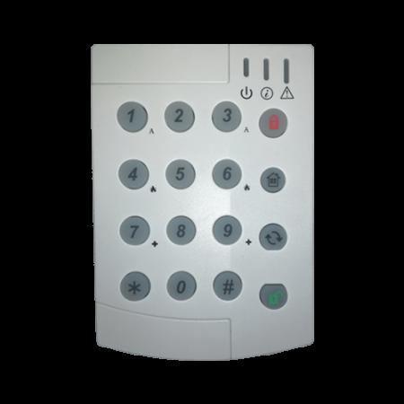 Betjeningstastatur til indendørs/udendørs -0